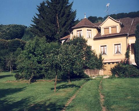Location à Mollkirch (proximité de Strasbourg)